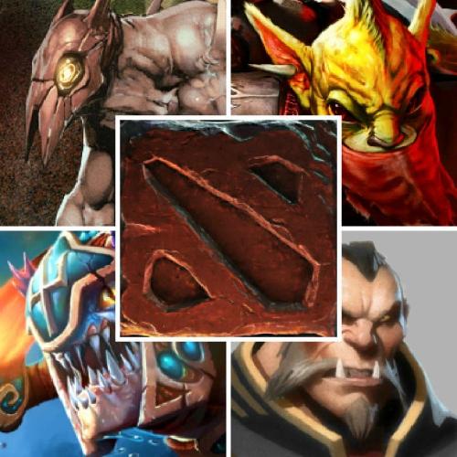 Подборка аватаров из игры Dota 2