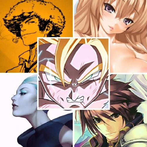 Подборка аватаров в стиле аниме #2