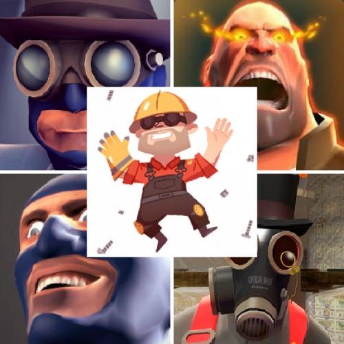 Подборка аватаров в стиле Team Fortress 2 — #1