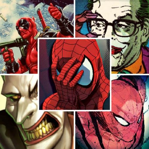 Подборка аватаров из героев комиксов #2